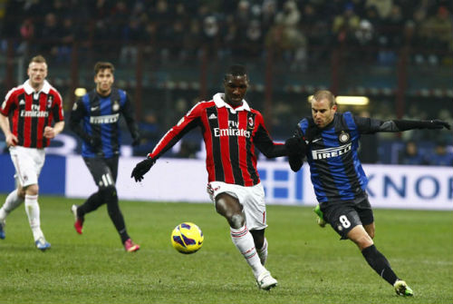 Trước vòng 12 Serie A: Derby nóng bỏng thành Milano - 1