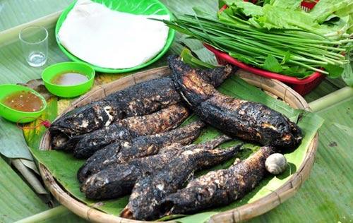 Cá lóc nướng trui, món ngon trứ danh Nam Bộ - 3