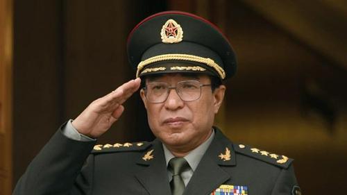 TQ: Thu 1 tấn ngoại tệ trong nhà tướng quân đội - 1