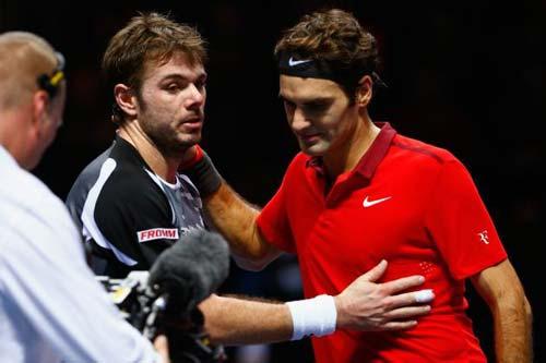 """3 """"thiên anh hùng ca"""" của Federer trong năm 2014 - 2"""