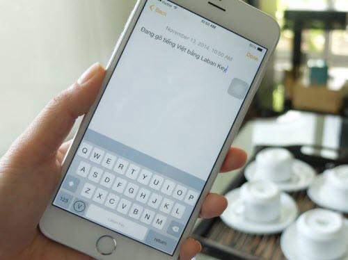 """Người Việt """"cuồng"""" iPhone 6 Plus gấp gần 2 lần toàn cầu - 1"""