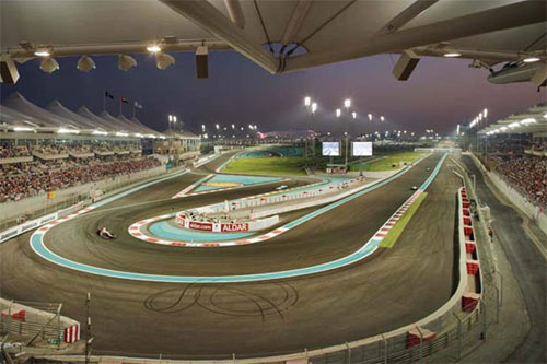 Chặng 19 – Abu Dhabi GP: Khép lại mùa giải 2014! - 1