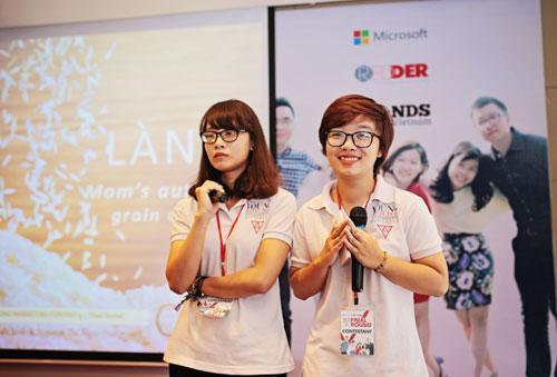 Cái kết đẹp cho hành trình tiếp sức mạnh sinh viên Marketing - 2