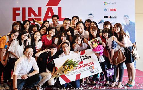 Cái kết đẹp cho hành trình tiếp sức mạnh sinh viên Marketing - 5