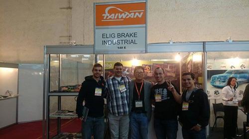 Elig Brakes: Năng động - sáng tạo - hội nhập - 5