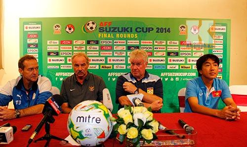 """AFF Cup 2014: Các đội bảng A đều """"e sợ"""" ĐT Việt Nam - 1"""