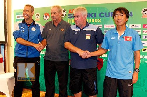 """AFF Cup 2014: Các đội bảng A đều """"e sợ"""" ĐT Việt Nam - 2"""