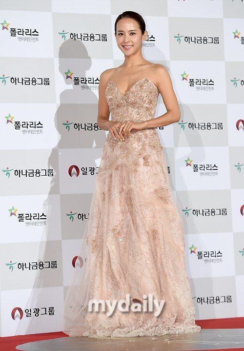 Kiều nữ Hàn khoe vẻ đẹp mướt mắt công chúng - 9