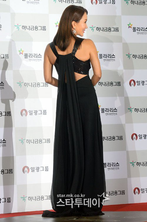 Kiều nữ Hàn khoe vẻ đẹp mướt mắt công chúng - 3