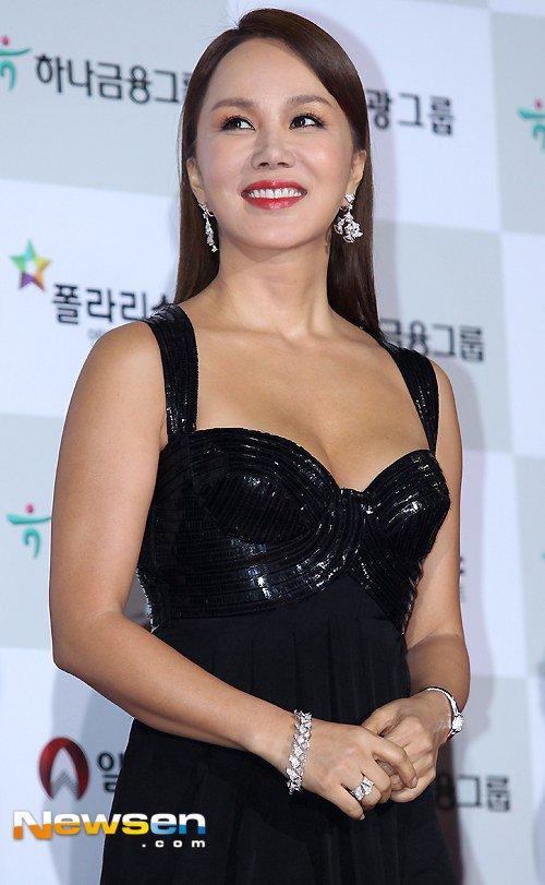 Kiều nữ Hàn khoe vẻ đẹp mướt mắt công chúng - 4