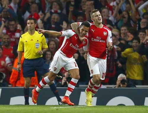 Arsenal - MU:  Duyên nợ đong đầy - 1