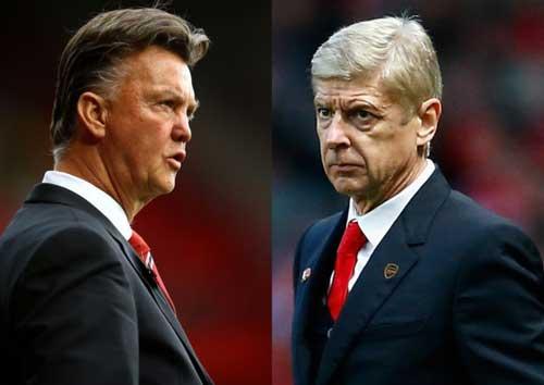 Arsenal - MU:  Duyên nợ đong đầy - 3