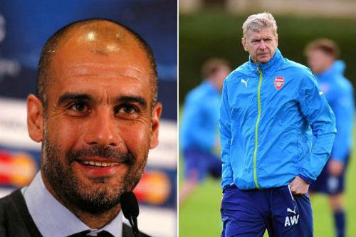 Pep là ứng viên số 1 thay thế Wenger ở Arsenal - 1