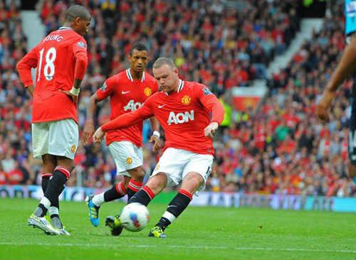 """Wayne Rooney: """"Quỷ"""" đầu đàn đe dọa những họng pháo - 1"""