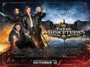 HBO 25/11: The Three Musketeers