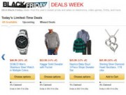 """Amazon đang vào mùa bán hàng giảm giá """"khủng"""""""