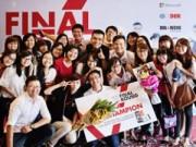 Cái kết đẹp cho hành trình tiếp sức mạnh sinh viên Marketing