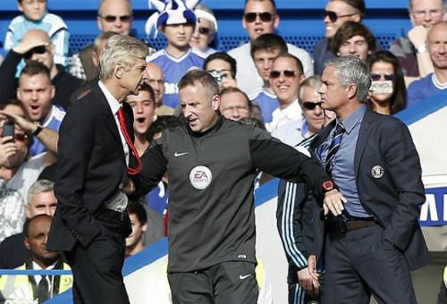 """Mourinho: Kỷ lục bất bại của Arsenal là """"chuyện thường"""" - 2"""