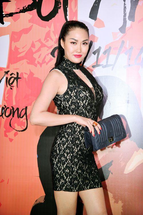 Việt Hương khoe tóc mới, đọ dáng cùng Phi Thanh Vân - 6