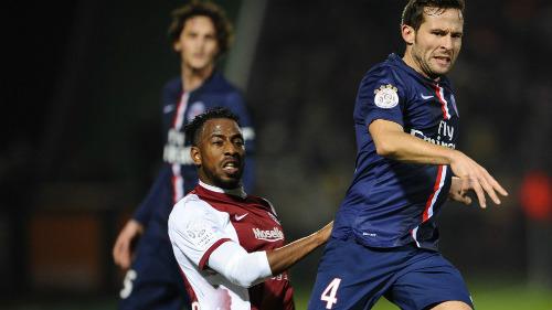 Metz - PSG: Chiến thắng nghẹt thở - 1