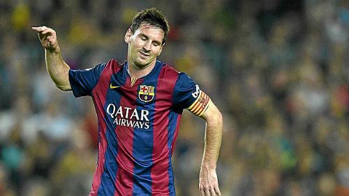 Messi bị Barca quay lưng trong cuộc đua giành QBV - 1