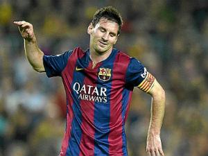 Messi bị Barca quay lưng trong cuộc đua giành QBV