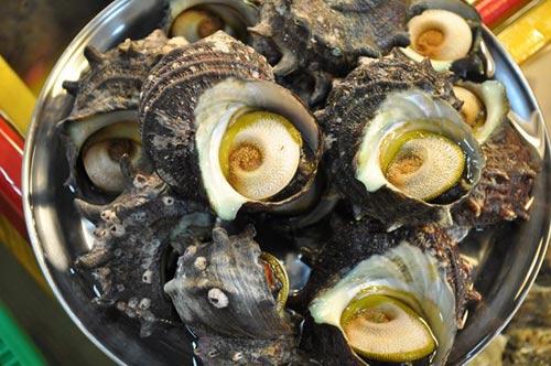 Đến thăm chợ hải sản Jagalchi nổi tiếng xứ Hàn - 8