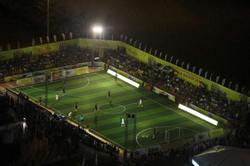 """Giải bóng đá Cúp Bia Sài Gòn 2014:  Cuộc đua của """"sao"""" phong trào - 2"""