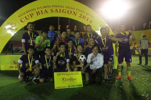 """Giải bóng đá Cúp Bia Sài Gòn 2014:  Cuộc đua của """"sao"""" phong trào - 4"""