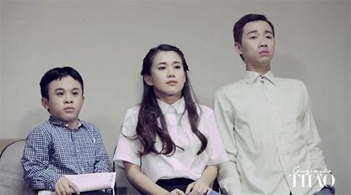 Clip hot girl Ngọc Thảo nói về đàn ông đích thực - 5