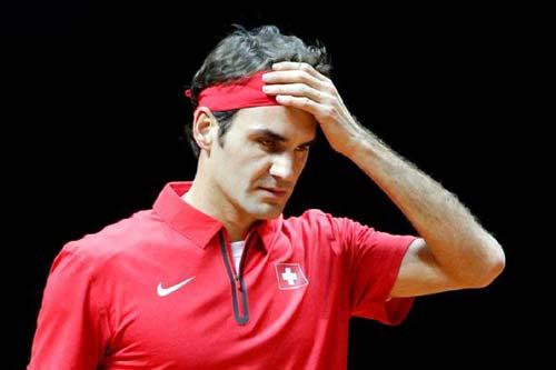 Davis Cup: Khi Federer không phải là Federer - 1