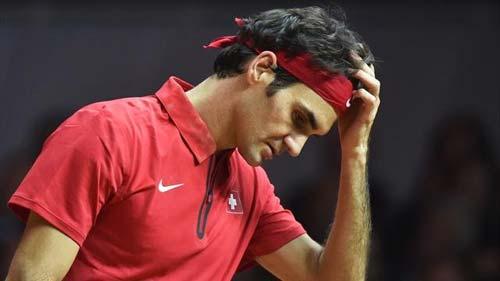 Davis Cup: Khi Federer không phải là Federer - 2