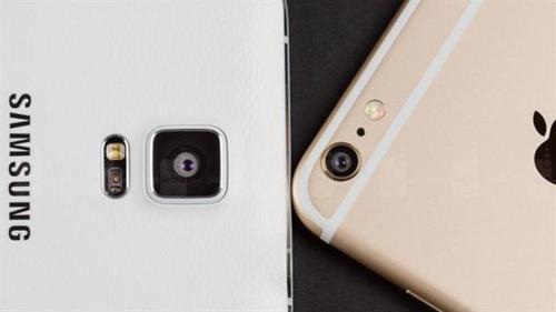 Galaxy Note 4 và iPhone 6 Plus đọ khả năng chống rung quang học - 1