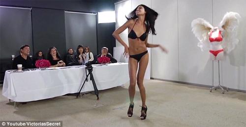 Tuyển người mẫu nội y căng thẳng hơn thi hoa hậu - 3