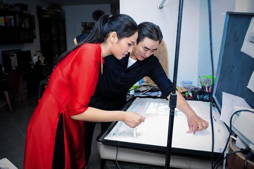 Nguyễn Thị Loan chữa nói ngọng, tự tin đến Miss World - 2