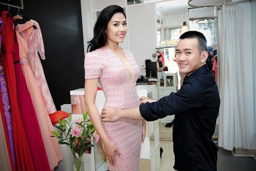 Nguyễn Thị Loan chữa nói ngọng, tự tin đến Miss World - 5