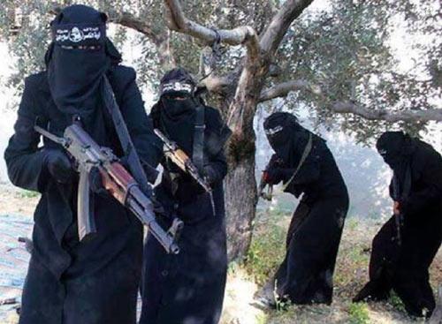 Vì sao thiếu nữ phương Tây thích lấy chồng IS? - 5