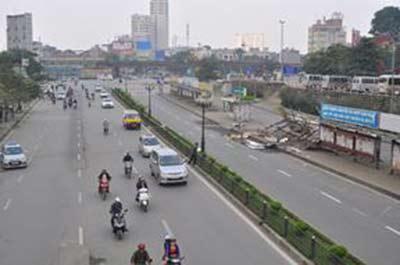 Dỡ bỏ trạm xe buýt lớn nhất Thủ đô, xây nhà ga số 8 - 11