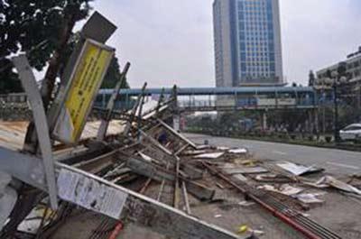 Dỡ bỏ trạm xe buýt lớn nhất Thủ đô, xây nhà ga số 8 - 2