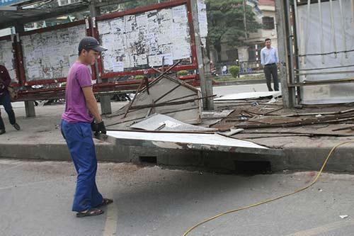 Dỡ bỏ trạm xe buýt lớn nhất Thủ đô, xây nhà ga số 8 - 5