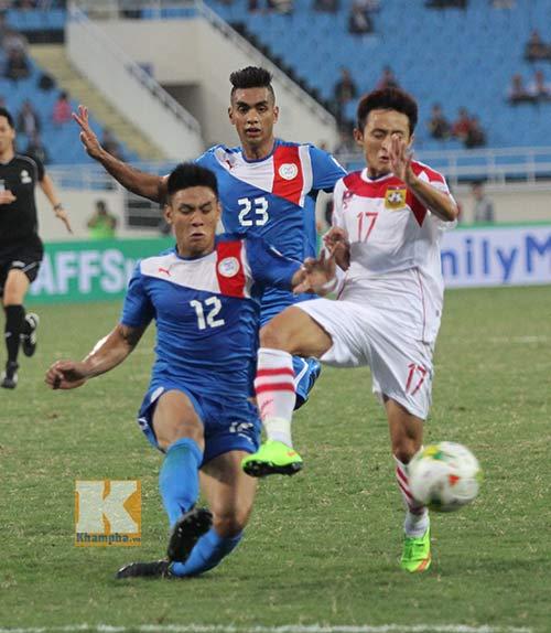 Thua ngược Phillipines, Lào quyết đấu ĐT Việt Nam - 3