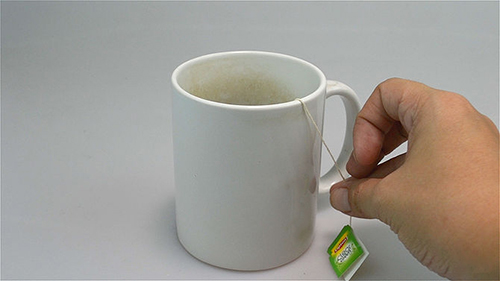 Tẩy tế bào chết với công thức thú vị từ trà xanh - 1