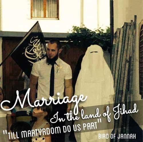 Nhật ký của một cô dâu thánh chiến trong lòng IS - 1
