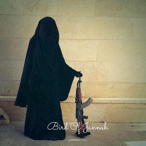 Nhật ký của một cô dâu thánh chiến trong lòng IS - 2