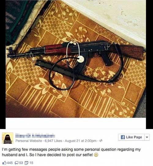 Nhật ký của một cô dâu thánh chiến trong lòng IS - 4