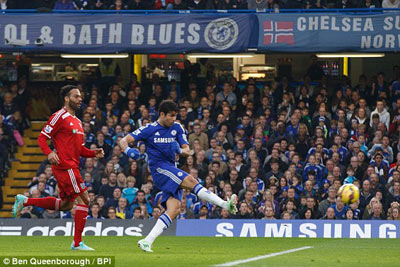 TRỰC TIẾP Chelsea - West Brom: Dễ như trở bàn tay (KT) - 3