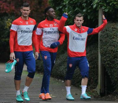 TRỰC TIẾP Arsenal - MU: Câm lặng Emirates (KT) - 5