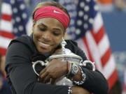 """Serena đoạt giải """"nữ hoàng làng banh nỉ 2014"""""""