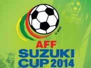 Kết quả thi đấu bóng đá AFF Cup 2014