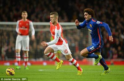 TRỰC TIẾP Arsenal - MU: Câm lặng Emirates (KT) - 12